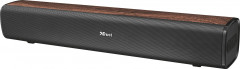 Акустическая система Trust Vigor Soundbar with Bluetooth Brown (TR22867)