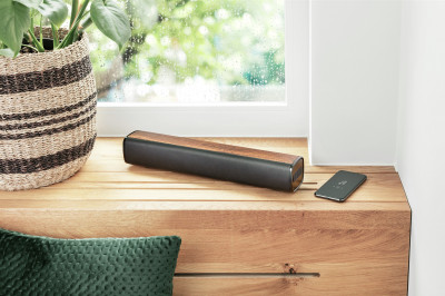 Акустична система Trust Vigor Soundbar with Bluetooth Brown (TR22867)