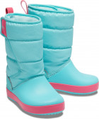 Сапоги Crocs Kids Lodge Point Snow Boot K 204660-4JA-C6 22-23 13.2 см Голубые (191448354937) - изображение 2