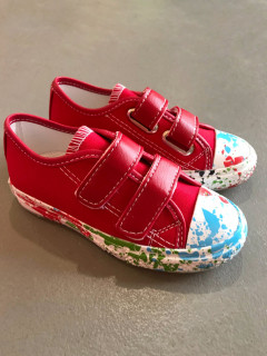 Кеди EVIE shoes Sneakers 26 Red (187-2K 26)