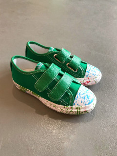 Кеди EVIE shoes Sneakers 21 Green (187-3K 21)
