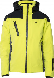 Куртка гірськолижна 8848 Altitude Long Drive Jacket 4009LLI L Lime
