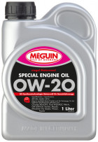 Моторна олива Meguin Special Engine Oil SAE 0W-20 1 л (4015838070787)