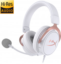 Наушники HyperX Cloud MIX Rose Gold (HX-HSCAM-RG/WW)