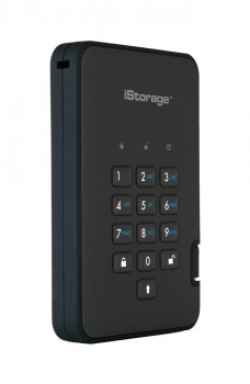 iStorage diskAshur2 256-bit 500GB - Black