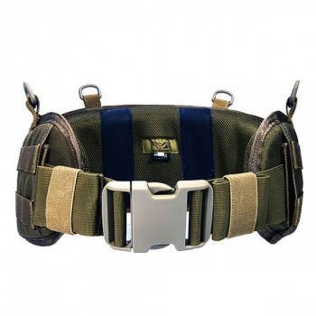 Тактичний ремінь FLYYE Heavy Duty BLS Belt With D Ring RG (FY-BT-B012-RG)