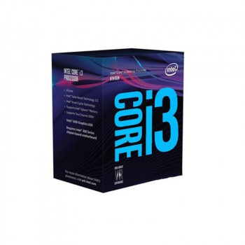 Intel Core i3 8350K 4GHz (8MB, Coffee Lake, 91W, S1151) Box (BX80684I38350K)