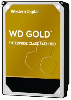 "Жесткий диск Western Digital Gold Enterprise Class 14TB 7200rpm 512MB WD141KRYZ 3.5"" SATA III"