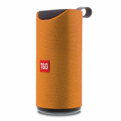 Портативная Bluetooth колонка T&G TG-113 Orange (PBS-000037)