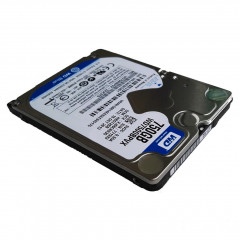 Жесткий диск Western Digital Blue 750GB 5400rpm 8MB WD7500BPVX 2.5 SATA III (F00149555)