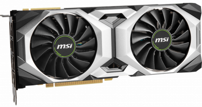 MSI PCI-Ex GeForce RTX 2080 Super Ventus 8GB GDDR6 (256bit) (1815/15500) (HDMI, 3 x DisplayPort) (RTX 2080 SUPER VENTUS)