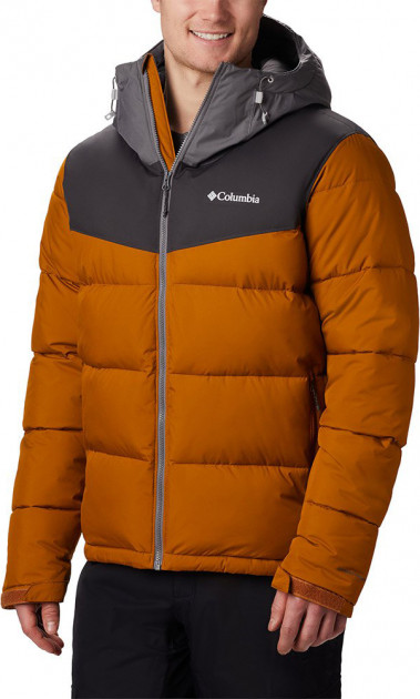 Куртка Columbia Iceline Ridge Jacket 1864272-795 S (0192660164861)