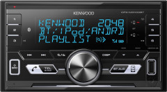 Автомагнитола Kenwood DPXM3100BT (019048214867)
