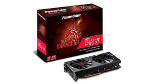 PowerColor Radeon RX 5700 8GB Red Dragon (AXRX 5700 8GBD6-3DHR/OC)