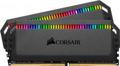 Оперативная память Corsair DDR4-3600 16384MB PC4-28800 (Kit of 2x8192) Dominator Platinum RGB Black (CMT16GX4M2C3600C18)
