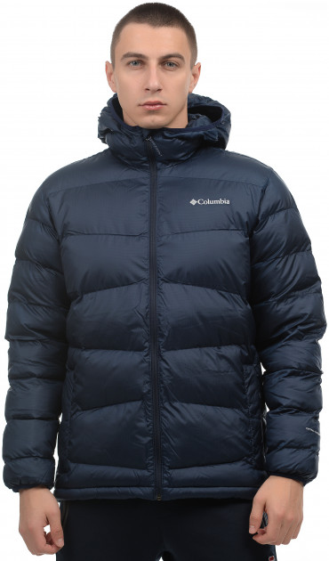 Куртка Columbia Fivemile Butte Hooded Jacket 1864201-464 S (0192660127934)