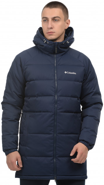 Пуховик Columbia Macleay Down Long Jacket 1864432-464 L (0192660204109)