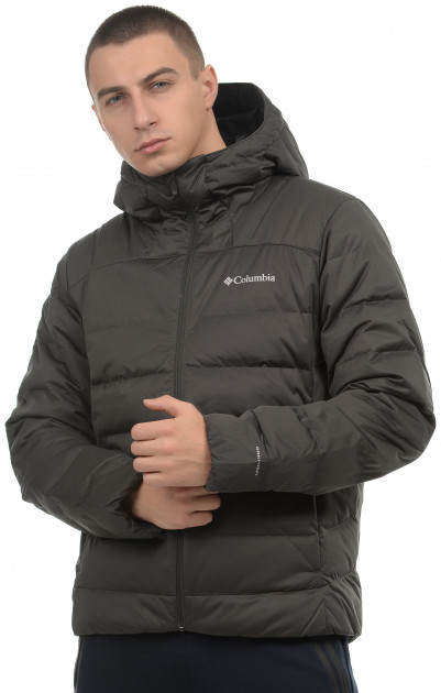 Пуховик Columbia Wrightson Peak II Down Jacket 1872841-011 L (0192660321790)