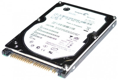 Жорстку диск Seagate IDE 60Gb 9mm 5400rpm 8mb (ST96812A) Refurbished Good