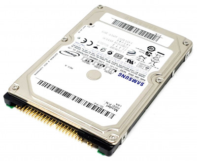 Жорстку диск IDE Samsung 160Gb 9mm 5400rpm 8mb (HM160HC) Refurbished Mint