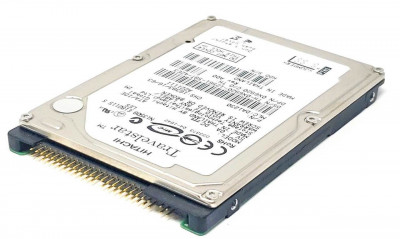 Жорстку диск Hitachi 80Gb IDE 9mm 4200rpm 8mb (IC25N080ATMR04-0) Refurbished Good