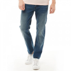 Джинси French Connection James Regular Slim Stone Wash Faded Blue, 36 (10402369)