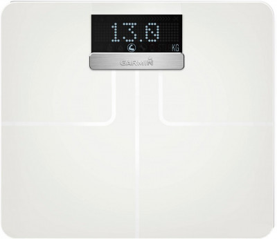 Смарт-весы Garmin Index Smart Scale White (010-01591-11)