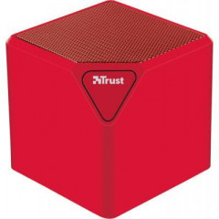 Акустическая система Trust Ziva Wireless Bluetooth Speaker red (21717)