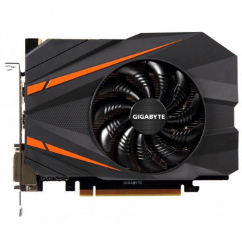Видеокарта GIGABYTE GeForce GTX1070 8192Mb Mini ITX (GV-N1070IX-8GD)