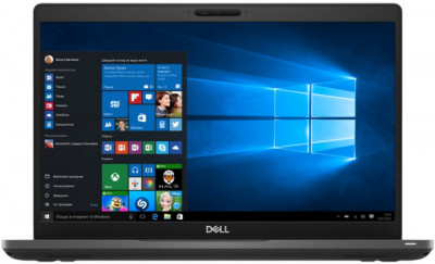 Ноутбук Dell Latitude 5401 (N186L540114ERC_W10) Black