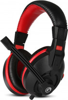 Навушники Marvo H8321P Black-Red