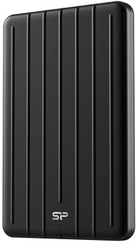Silicon Power Bolt B75 Pro 512GB 2.5 USB 3.2 Type-C External Black (SP512GBPSD75PSCK)