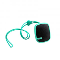 Портативная Bluetooth колонка Speaker Remax RB-X2 Mini Green