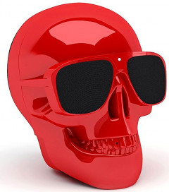 Колонки Jarre Technologies AeroSkull Nano Glossy Red ML80115