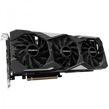 Видеокарта GIGABYTE GeForce RTX2070 SUPER 8192Mb WINDFORCE OC 3X (GV-N207SWF3OC-8GD)