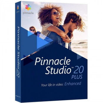 ПО для мультимедиа Corel Pinnacle Studio 20 Plus ML RU/EN for Windows (PNST20PLMLEU)