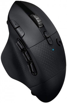 Миша Logitech G604 Wireless Gaming Mouse Lightspeed Black (910-005649)