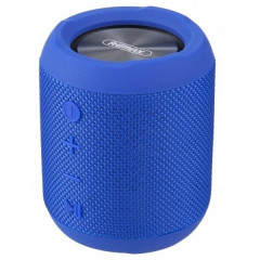 Портативная bluetooth колонка REMAX Bluetooth Fabric RB-M21 Blue
