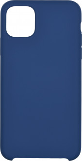 Панель 2Е Liquid Silicone для Apple iPhone 11 Pro Max Navy (2E-IPH-11PRM-OCLS-NV)