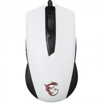 Мишка MSI Clutch GM40 gaming mouse White