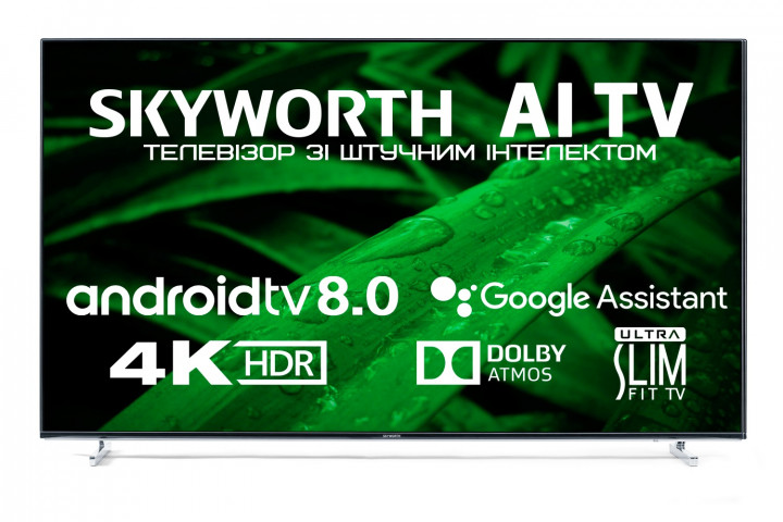 Телевизор Skyworth 65Q4 AI