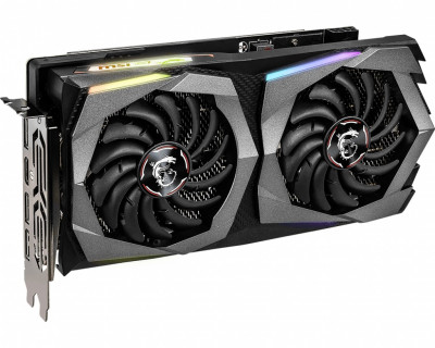 Відеокарта GF RTX 2060 6GB GDDR6 Gaming MSI (GeForce RTX 2060 GAMING 6G)