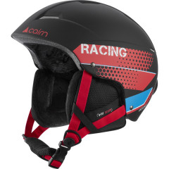 Шлем горнолыжный Cairn Andromed 54-56 Jr Mat Black-Racing (0605109-102-54)