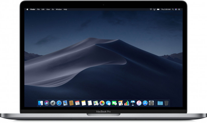 "Ноутбук Apple MacBook Pro 13"" Retina 128GB 2019 (MUHN2) Space Gray"