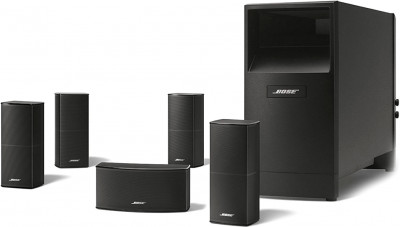 Bose Acoustimass 10 Series V Black (720962-2100)