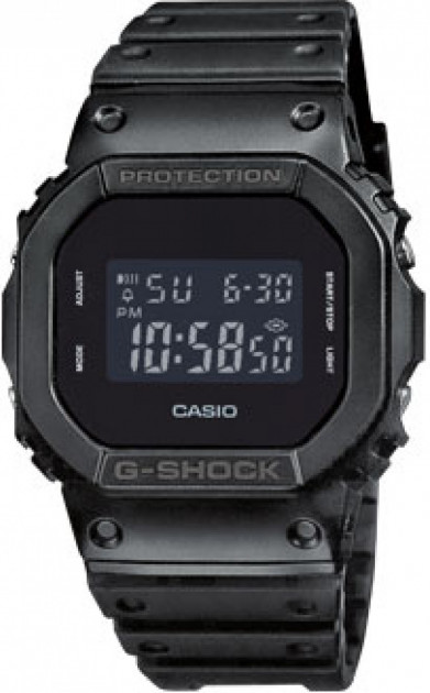 Часы Casio G-Shock DW-5600BB-1ER 341015