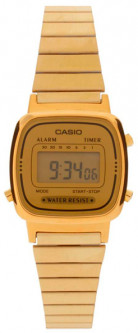 Часы Casio Collection Retro (LA670WEGA-9EF) 371545