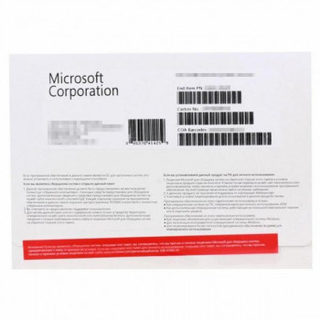 ПО для сервера Microsoft Windows Server Standart 2016 x64 Russian 16 Core DVD (P73-07122)