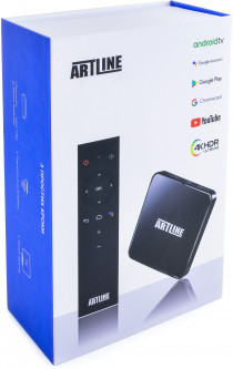 ARTLINE TvBox KM3 4/64GB Android TV 9.0