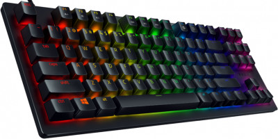Клавіатура дротова Razer Huntsman Tournament Edition USB (RZ03-03080100-R3M1)